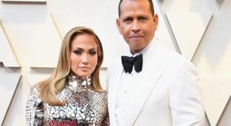 Миниатюра к статье Дженнифер Лопес выходит замуж 4-ый раз