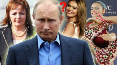 Миниатюра к статье Владимир Путин: личная жизнь 2019, новая жена, фото