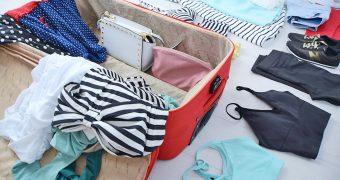 Миниатюра к статье Как компактно сложить вещи в чемодан