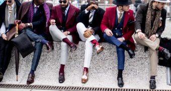 Миниатюра к статье Новые тенденции: мужская мода осень-зима 2018-2019