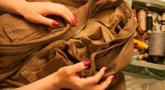 Миниатюра к статье Что можно сделать из старой кожаной куртки своими руками