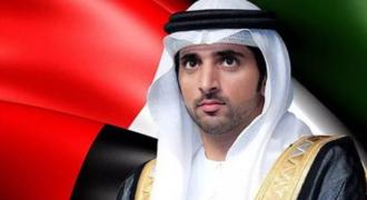 Миниатюра к статье Знакомьтесь, этот красавчик – будущий шейх Дубая