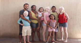 Миниатюра к статье Самые уникальные семьи на планете