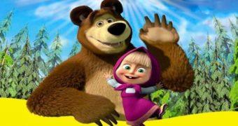 Миниатюра к статье Девочка, которая озвучивала героиню мультфильма «Маша и медведь»