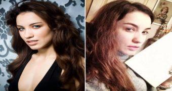 Миниатюра к статье 10 российских актрис до и после фотошопа - обман очевиден