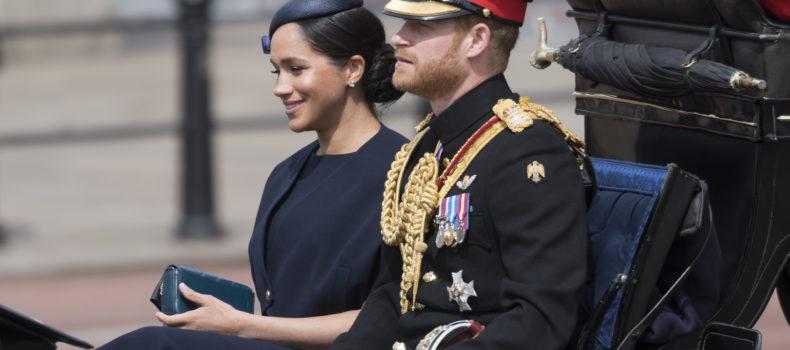 Миниатюра к статье Свежие новости 2020 года о принце Гарри и Меган Маркл