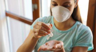 Миниатюра к статье Как сделать антисептик для рук в домашних условиях