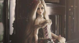 Миниатюра к статье Любителям готики и bjd кукол: мрачное очарование от Ayu&Ana