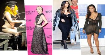 Миниатюра к статье 15 знаменитостей, которые сильно похудели