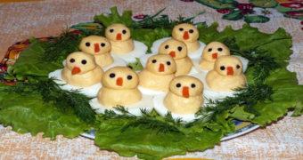 Миниатюра к статье Что приготовить из вареных яиц после Пасхи, если остались