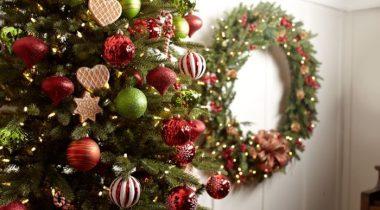 Миниатюра к статье Как украсить ёлку на Новый год 2019 своими руками: цветовое решение