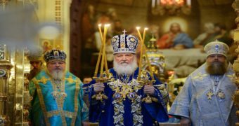 Миниатюра к статье Сретение Господне: как проходит служба в церкви, суть праздника