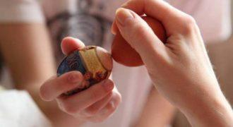 Миниатюра к статье Почему на Пасху бьются яйцами