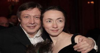 Миниатюра к статье Семейная жизнь Михаила Ефремова и Софьи Кругликовой
