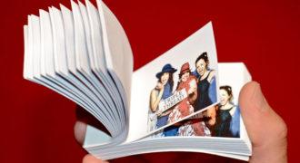Миниатюра к статье Как сделать Flip Book своими руками