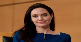 Миниатюра к статье Анджелина Джоли поправилась и похорошела (фото)