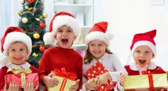 Миниатюра к статье Идеи подарков детям на Новый год 2021