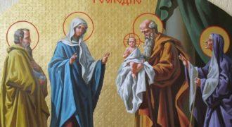 Миниатюра к статье Сретение Господне что за праздник, традиции и приметы