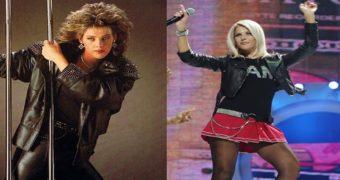 Миниатюра к статье Известные певцы и певицы в своих дебютных видеоклипах и сейчас