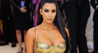 Миниатюра к статье Ким Кардашьян засветила попу сквозь прозрачный наряд
