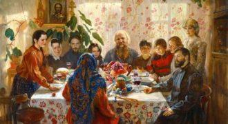 Миниатюра к статье Интересная история возникновения праздника Пасхи