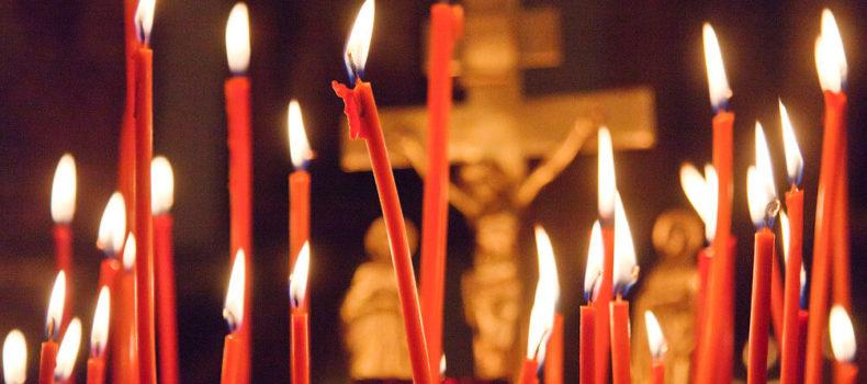 Миниатюра к статье Что делать с пасхальными свечами дома