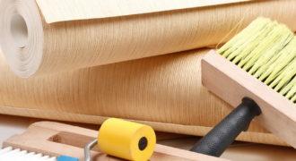 Миниатюра к статье Старые обои для нового интерьера: как использовать для декорации дома