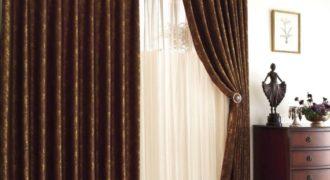 Миниатюра к статье Интересные способы красиво повесить шторы