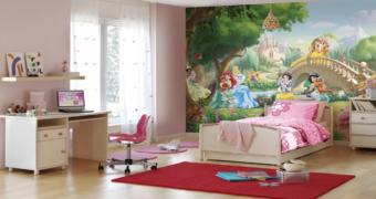 Миниатюра к статье Лучшие идеи для оформления детской комнаты девочки 4-6 лет