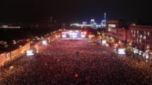 Миниатюра к статье Топ-10 самых больших концерт в мире по численности публику