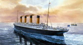 Миниатюра к статье 10 удивительных фактов о «Титанике»