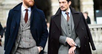 Миниатюра к статье Мужская мода: модные тенденции зима-весна 2018-2019