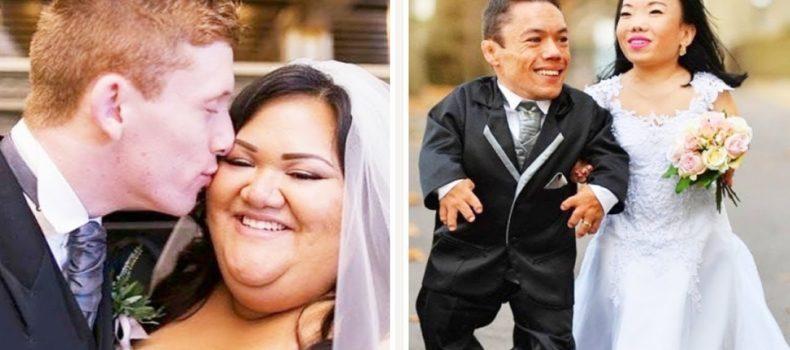 Миниатюра к статье 10 самых необычных супружеских пар в мире