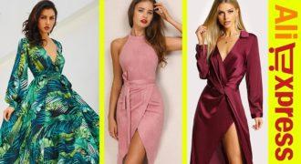 Миниатюра к статье 18 классных платьев на выпускной с AliExpress около 1 000 рублей