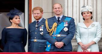 Миниатюра к статье Маган и Принц Гарри официально разорвали отношения с Кейт и Принцем Уильямом