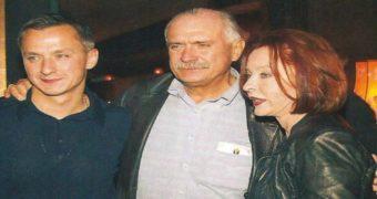 Миниатюра к статье История любви Анастасии Вертинской и Никиты Михалкова