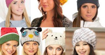 Миниатюра к статье Как связать красивую шапку спицами для женщины