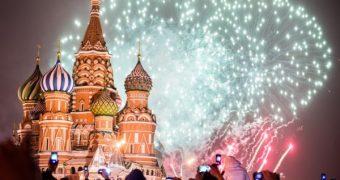Миниатюра к статье Салют на Новый год в Москве 2019: доступные площадки