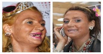 Миниатюра к статье Как выглядят знаменитые девушки-фрики после работы стилистов
