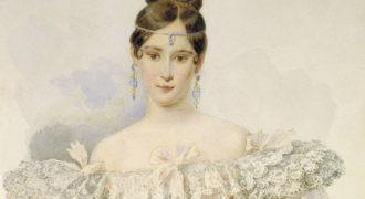 Миниатюра к статье Что носили под платьем во времена Натальи Пушкиной