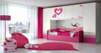 Миниатюра к статье Крутые идеи для оформления детской комнаты девочки 10-12 лет