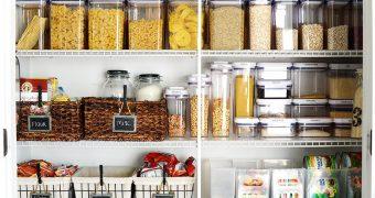 Миниатюра к статье Лучшие идеи для организации хранения на кухне своими руками