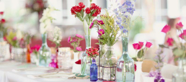 Миниатюра к статье Вторая жизнь стеклянных сосудов — нежность цветов