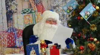 Миниатюра к статье Как написать Деду Морозу чтоб получить подарок?