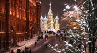 Миниатюра к статье Какая будет погода в Москве на Новый 2019 год