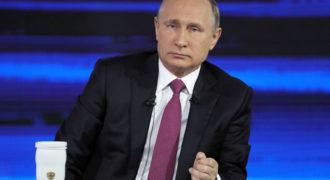 Миниатюра к статье Где живёт Путин: фото изнутри и снаружи