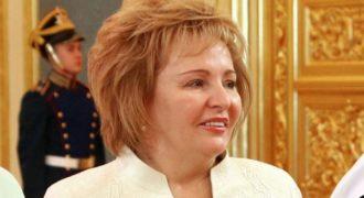 Миниатюра к статье Где живет Людмила Путина и чем занимается