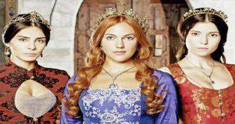 Миниатюра к статье Как изменились 6 главных красавиц из сериала «Великолепный век»