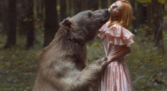 Миниатюра к статье Опасные фотографии с дикими животными от Катерины Плотниковой