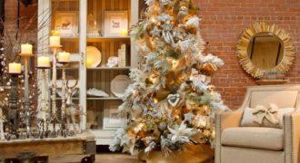 Миниатюра к статье Идеи украшения дома на Рождество своими руками 2019
